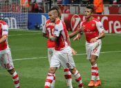 Alexis Sanchez destaca como segundo mejor jugador del Arsenal