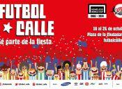El fútbol callejero se toma Santiago