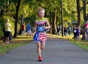 William Tullis, el niño de 7 años que batió un récord mundial en 5 km