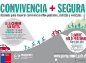 Cerro San Cristóbal cerrará paso a vehículos para la práctica deportiva