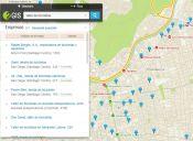 Conoce 2GIS la app que te indica dónde encontrar talleres de bicicleta