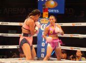 Crespita Rodríguez anuncia nueva defensa del título mundial