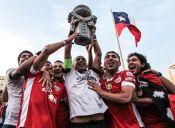 Chile se alza como Campeón Mundial de Fútbol Calle
