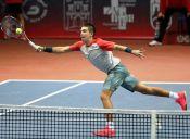 Borna Coric, el jugador de 17 años que derrotó a Nadal