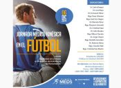 MEDS ofrece Jornada Médico Kinésica sobre fútbol