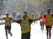 ¿Qué comer después de correr un maratón?