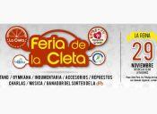 Feria de la cleta y cicletada por la Teletón - 29 de noviembre 2014