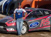 Ramón Torres vuelve al World Rally Championship