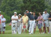 El golfista amateur chileno que sorprende en Argentina
