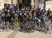 Participa de la Bicicaravana en la Hora del Planeta
