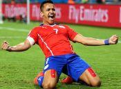 El nuevo ránking FIFA de los equipos de Copa América