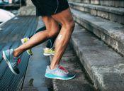 El parche que permite medir el nivel de lactato durante el entrenamiento