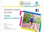 Clínica Alemana dará una charla gratuita para corredores