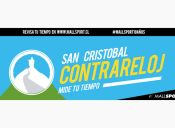 Empresa invita a subir el San Cristobal Contrarreloj