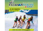 Mall Sport recibe el campeonato de ola Flow Tour