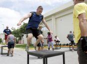 Cómo aumentar el rendimiento y reducir las lesiones con saltos pliométricos