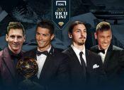 Cinco jugadores sudamericanos entre los más ricos del mundo