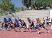 Santiago recibirá esta semana lo mejor del atletismo nacional
