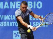 Juan Carlos Sáez es eliminado del Challenger de Santiago