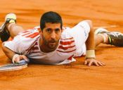 Hans Podlipnik cae en primera ronda del Challenger de Sao Paulo