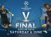 Final Champions 2015: Barcelona vs. Juventus