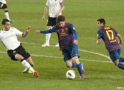 Messi, el jugador de fútbol más admirado del mundo