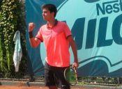 Tomás Barrios logró el mejor triunfo de su carrera