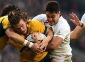 Mundial de rugby: investigan a Inglaterra por acercamiento a árbitros