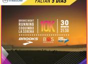 Brooks Night Running Coquimbo / La Serena - 30 de enero 2016