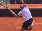 Hans Podlipnik y Christian Garín lograron triunfos en el Challenger de Buenos Aires