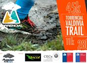 Torrencial Valdivia Trail - 28 de junio 2015