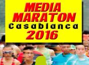 Media Maratón de Casablanca - 20 de febrero 2016