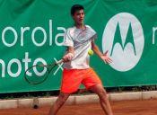 Marcelo Barrios logra por primera vez en su carrera avanzar a semifinales de un Futuro