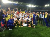 Mundial de Rugby: Rumania logra ganar un partido tras ocho años de sequía
