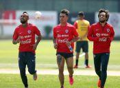 Así formaría la Selección Chilena para enfrentar a Uruguay