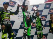 Motociclismo: chileno gana doble fecha del Campeonato Argentino de Velocidad