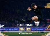 Final Mundial de Rugby 2015: Nueva Zelanda 34 - 17 Australia