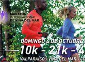 Maratón Internacional del Viña del Mar - 4 de Octubre 2015