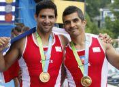 Remo chileno logró oro en Panamericanos Toronto 2015