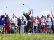 Benjamín Alvarado volverá a jugar en Chile en el Abierto de Golf del Club de Polo San Cristóbal