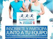 Corrida Cambiando La Diabetes / Novo Nordisk - 01 de Noviembre 2015