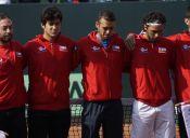 Podlipnik, Garín y Lama pierden en primera ronda de sus torneos