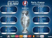Sorteo de la Eurocopa Francia 2016