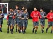 El examen para controlar la edad en los mundiales  de fútbol sub 17