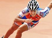 Chilena María José Moya es campeona mundial de 100 metros en patín carrera