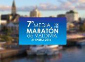 Media Maratón de Valdivia - 31 de enero 2016
