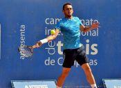 Juan Carlos Sáez es el único chileno en avanzar en el ATP