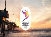 Los Ángeles presenta su logo para candidatura a JJOO 2024