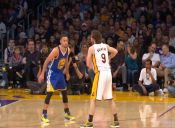 Vergonzosa derrota de los Warriors ante los Lakers en la NBA