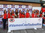 Río 2016: Team Chile inicia campaña femenina para apoyar a deportistas nacionales